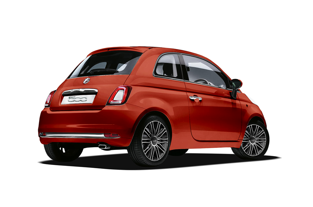 Fiat 500 - Pop Star mit Extras